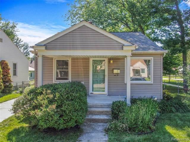4115 Phillips Avenue, Berkley, MI 48072 (#2210041301) :: Real Estate For A CAUSE
