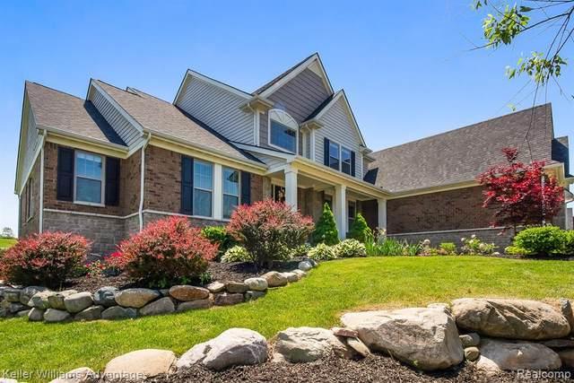 52311 Trailwood Drive, Lyon Twp, MI 48178 (#2210041472) :: Duneske Real Estate Advisors