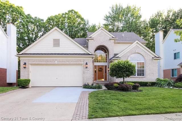 25700 Abbey Drive, Novi, MI 48374 (#2210041532) :: Duneske Real Estate Advisors