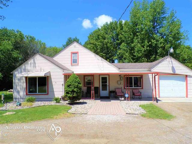 9341 Lapeer Rd., Davison Twp, MI 48423 (#5050043869) :: Real Estate For A CAUSE