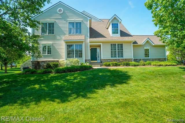 26389 Fieldstone Drive, Novi, MI 48374 (#2210042508) :: Novak & Associates