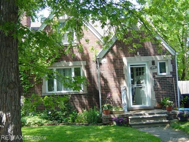 134 N Riverbank Street, Wyandotte, MI 48192 (#2210042759) :: GK Real Estate Team