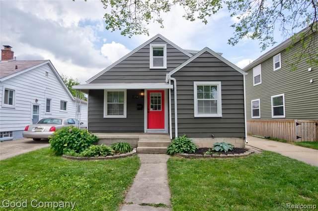 3734 Bacon Avenue, Berkley, MI 48072 (#2210042932) :: Real Estate For A CAUSE