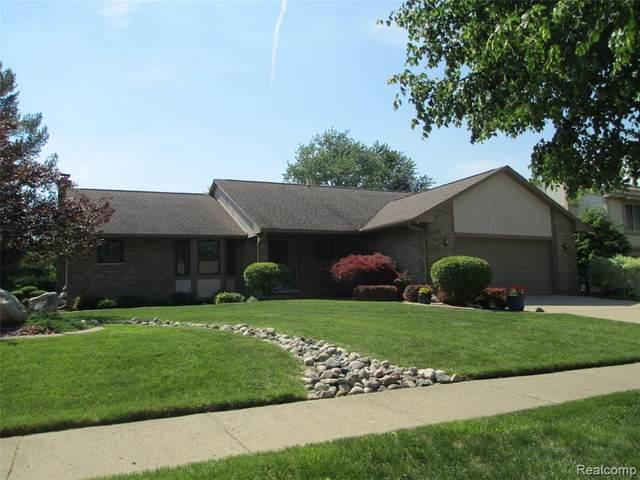 25735 Buckminster Drive, Novi, MI 48375 (#2210042984) :: Duneske Real Estate Advisors