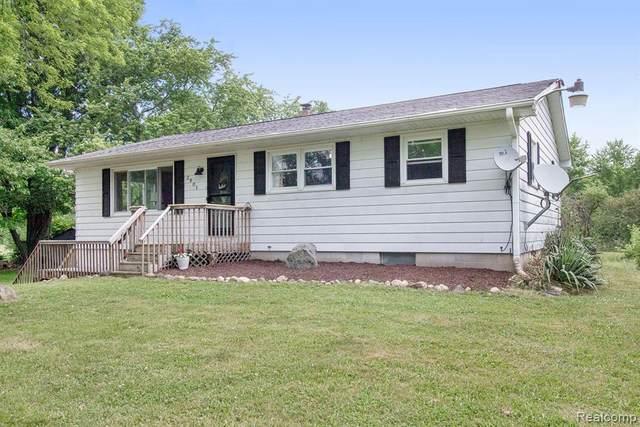 2901 Parman Road, DANSVILLE VLG, MI 48819 (#2210043042) :: Duneske Real Estate Advisors