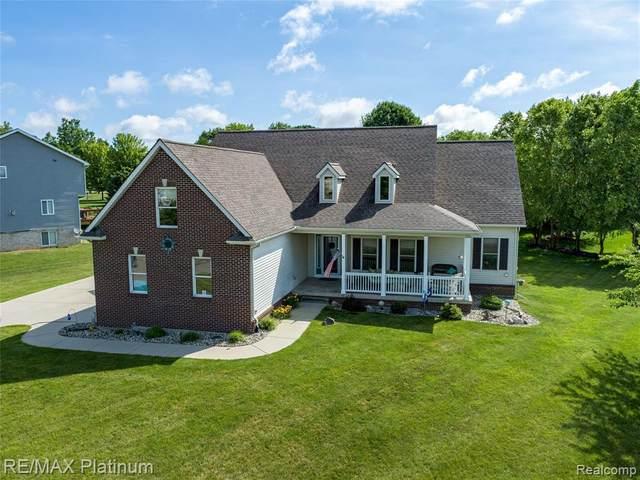 4218 Cahokia Ridge, Fenton Twp, MI 48451 (#2210043118) :: Real Estate For A CAUSE
