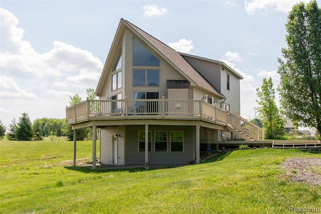 5463 Stimson Road, Atlas Twp, MI 48423 (#2210043409) :: Real Estate For A CAUSE