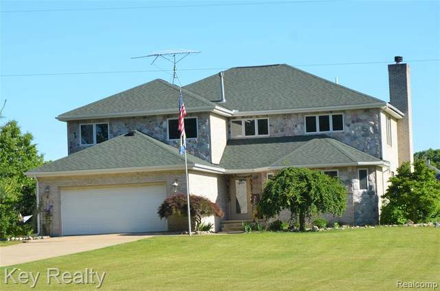 11583 Ladd Road, NORVELL TWP, MI 49230 (#2210043457) :: Real Estate For A CAUSE
