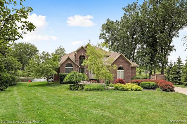 3491 Wormer Drive, Waterford Twp, MI 48329 (#2210043464) :: Real Estate For A CAUSE