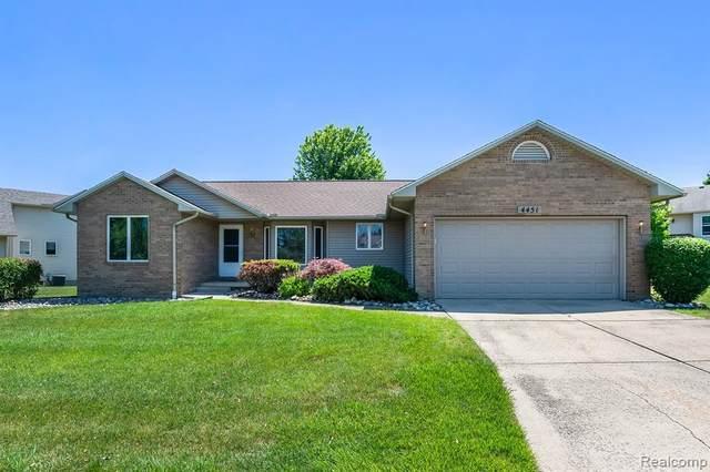 4451 Springbrook Drive #68, Swartz Creek, MI 48473 (#2210043473) :: Real Estate For A CAUSE