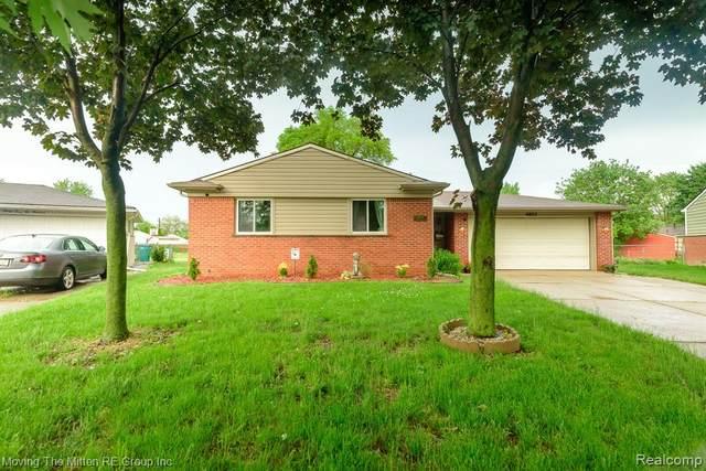 9803 Gary Street, Romulus, MI 48174 (#2210043523) :: Duneske Real Estate Advisors