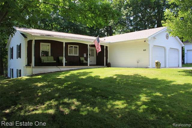 610 Bates Street, Howell, MI 48843 (#2210043557) :: Real Estate For A CAUSE