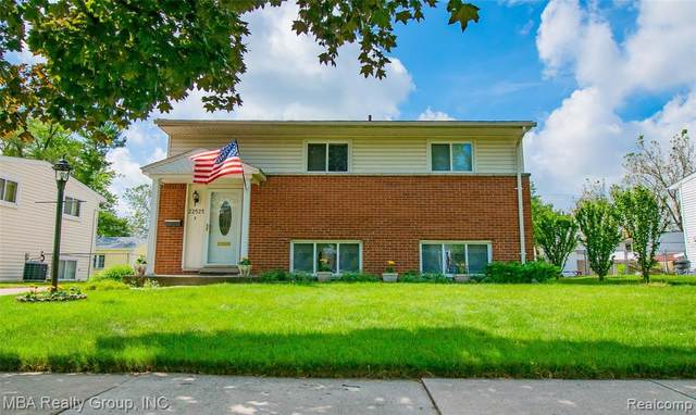 22525 Candace Drive, Rockwood, MI 48173 (#2210043651) :: GK Real Estate Team