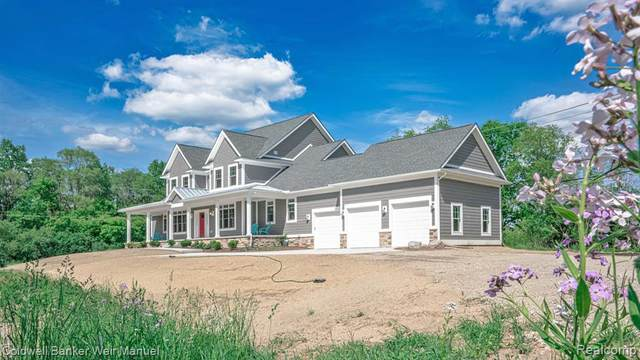 5658 Plymouth Road, Superior Twp, MI 48105 (#2210043770) :: Alan Brown Group