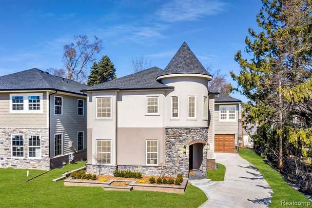 124 Glendale Court, Rochester, MI 48307 (#2210043792) :: The Alex Nugent Team | Real Estate One
