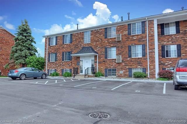515 Highland Rd Blgd #E Unit #3, Howell, MI 48843 (#2210044065) :: Novak & Associates
