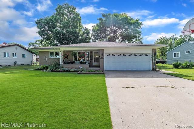 507 Aberdeen Way, Howell, MI 48843 (#2210044167) :: Real Estate For A CAUSE