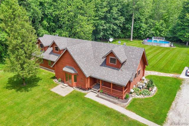 6880 Holland Road, Clay Twp, MI 48001 (#2210044264) :: Real Estate For A CAUSE