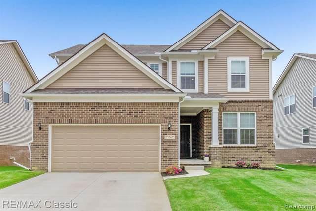 21362 Calabrese Drive, Lyon Twp, MI 48178 (#2210044579) :: Duneske Real Estate Advisors