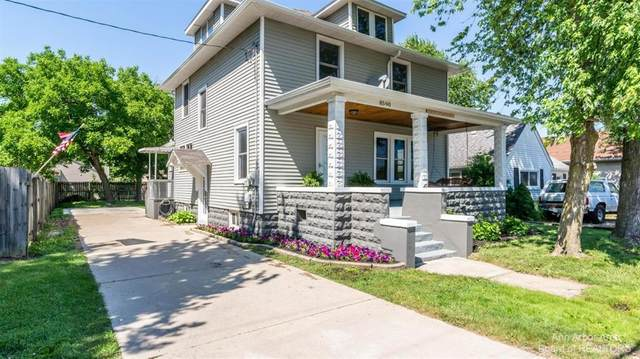 8590 Swan Creek Road, Berlin, MI 48166 (#543281745) :: GK Real Estate Team