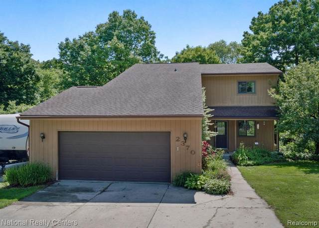 2370 Highfield Road, Waterford Twp, MI 48329 (#2210045354) :: Real Estate For A CAUSE