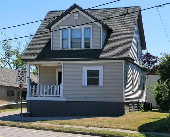 1623 Lakeshore Drive, ST.JOSEPH CITY, MI 49085 (#69021022520) :: RE/MAX Nexus