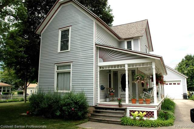 1238 W Genesee Street, Lapeer, MI 48446 (#2210045780) :: Real Estate For A CAUSE