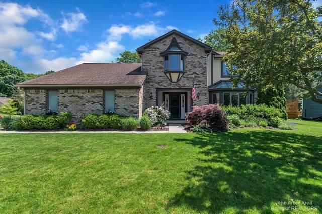 451 Dunnington Drive, Ann Arbor, MI 48103 (#543281775) :: Real Estate For A CAUSE