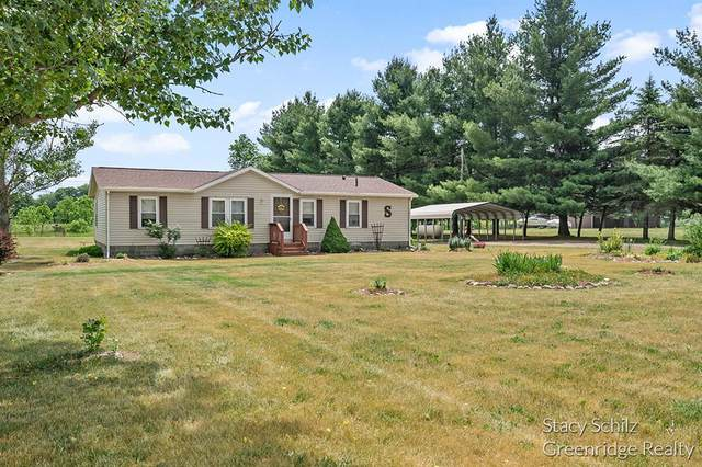 3130 N Mason Road, VERMONTVILLE TWP, MI 49096 (#65021022563) :: Real Estate For A CAUSE