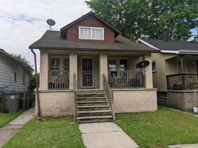 45 Bell Street, Ecorse, MI 48229 (#2210045818) :: Duneske Real Estate Advisors