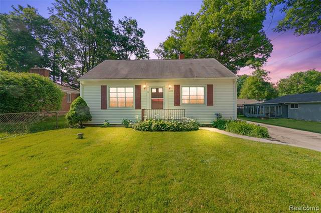 1083 Ronald Street, Flint Twp, MI 48507 (#2210045825) :: Real Estate For A CAUSE