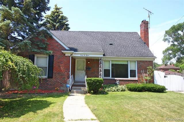 4215 Kensington Avenue, Detroit, MI 48224 (#2210045881) :: GK Real Estate Team