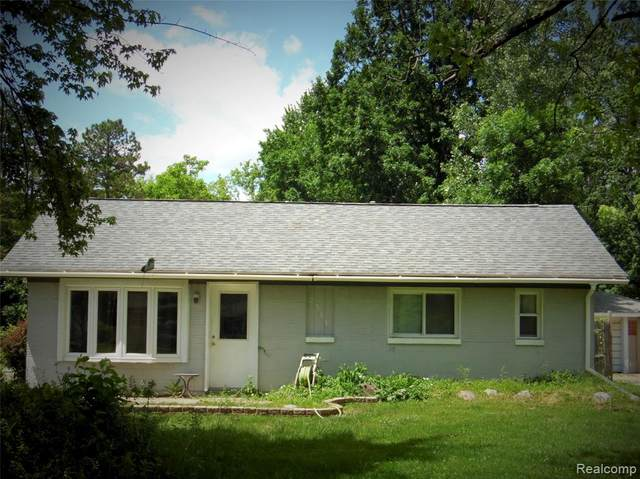 2381 Wildwood Circle Drive, Grand Blanc Twp, MI 48439 (#2210046103) :: Real Estate For A CAUSE