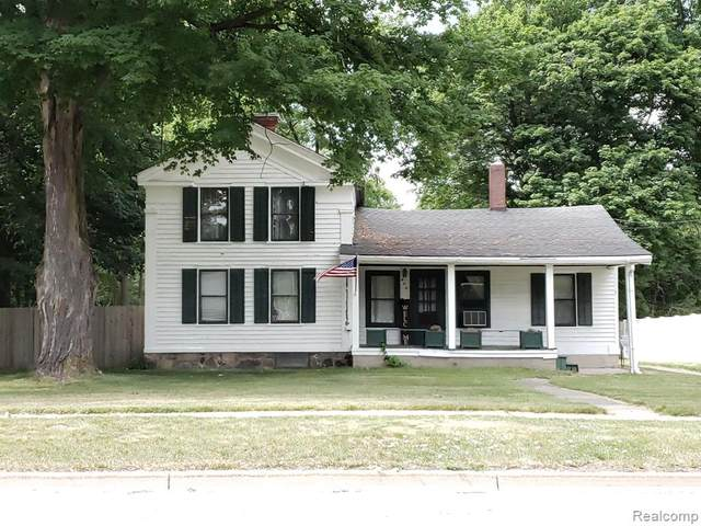 402 W Broad Street, Linden, MI 48451 (#2210046210) :: Real Estate For A CAUSE