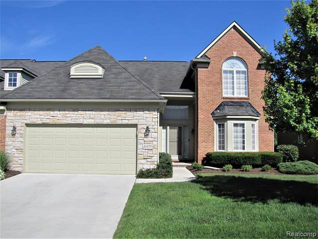 26170 Valhalla Drive, Farmington Hills, MI 48331 (#2210046254) :: Real Estate For A CAUSE