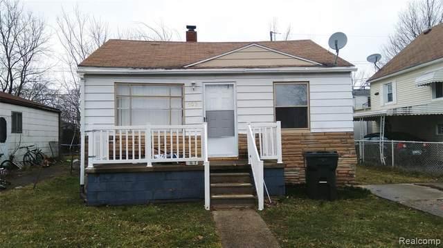 502 Wyoming Avenue, Pontiac, MI 48341 (#2210046289) :: Real Estate For A CAUSE