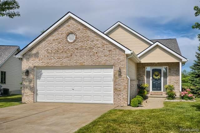 1009 Bluebell Lane #1009, Davison Twp, MI 48423 (#2210046314) :: Real Estate For A CAUSE