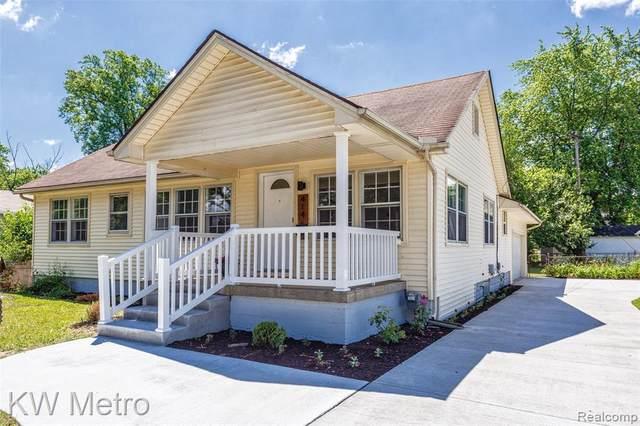 414 Gardner Avenue, Clawson, MI 48017 (#2210046425) :: Real Estate For A CAUSE
