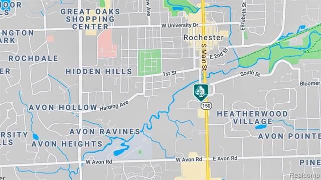 31 Childress Avenue, Rochester Hills, MI 48307 (#2210046584) :: Alan Brown Group