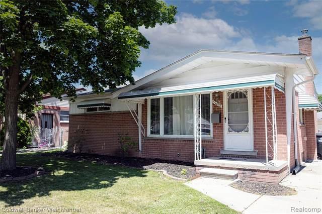 30858 Steinhauer Street, Westland, MI 48186 (#2210046628) :: Alan Brown Group