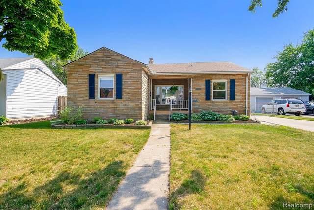22112 Gaulker, Saint Clair Shores, MI 48080 (#2210046633) :: Real Estate For A CAUSE
