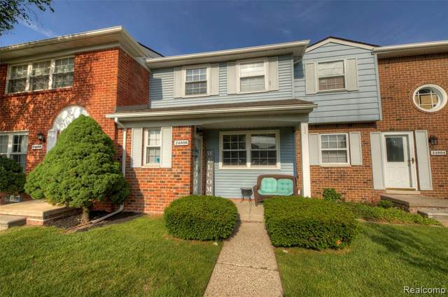 24806 Olde Orchard Street, Novi, MI 48375 (#2210046788) :: Duneske Real Estate Advisors