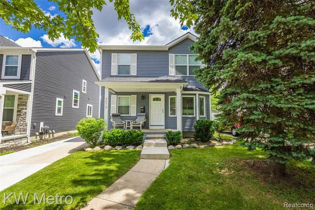 3572 Oakshire Avenue, Berkley, MI 48072 (#2210046836) :: Real Estate For A CAUSE