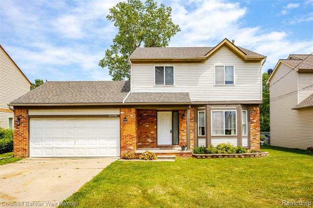 32436 Robeson Street, Saint Clair Shores, MI 48082 (#2210047026) :: Real Estate For A CAUSE