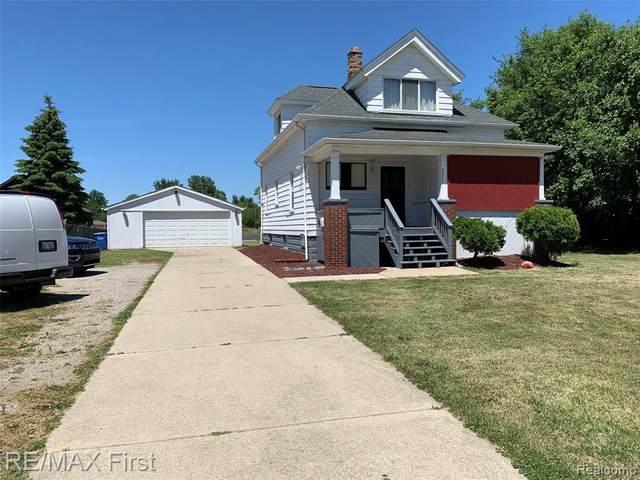 5293 E 9 MILE Road, Warren, MI 48091 (#2210047224) :: Real Estate For A CAUSE