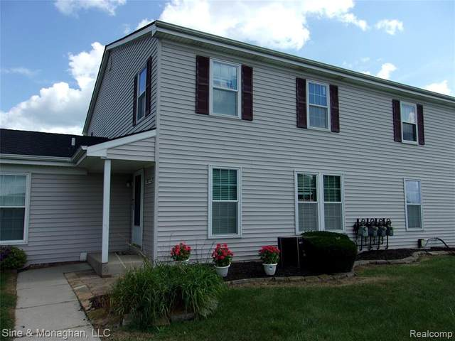 28372 Raleigh Crescent Drive, Chesterfield Twp, MI 48051 (#2210047243) :: Real Estate For A CAUSE