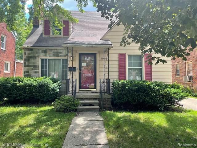 10950 Worden Street, Detroit, MI 48224 (#2210047466) :: BestMichiganHouses.com