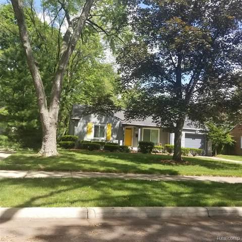 27326 Lexington Parkway W, Southfield, MI 48076 (#2210047642) :: The BK Agency