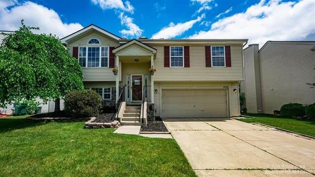 7075 Hogan Drive, Ypsilanti, MI 48197 (#543281998) :: GK Real Estate Team