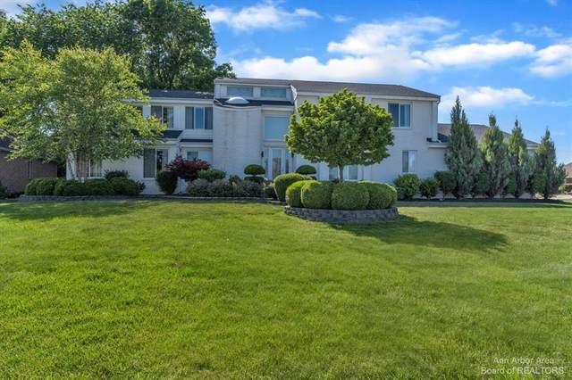 994 Saint James Park Avenue, Monroe, MI 48161 (#543282023) :: Real Estate For A CAUSE